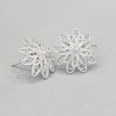 Blooming Daisy Earrings
