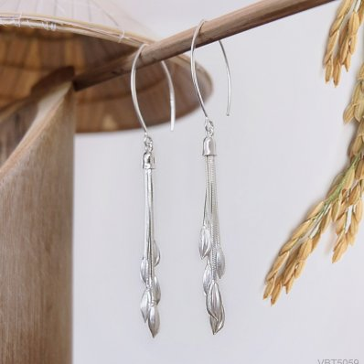 Grain earrings