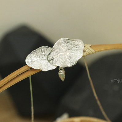 Lotus Leaf Pendant