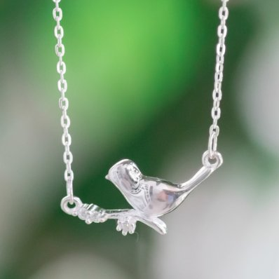 Little Bird Necklace